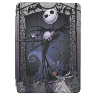Jack Skellington   King of Halloweentown iPad Air Cover