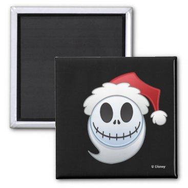 Jack Skellington Santa Emoji Magnet