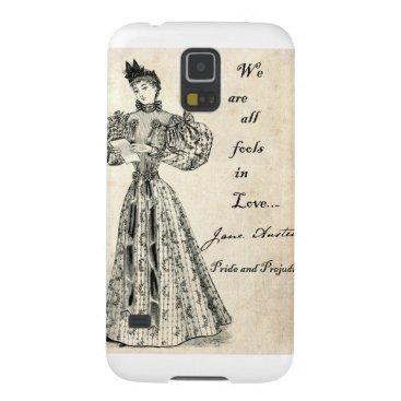 Jane Austen: Fools in Love Galaxy S5 Cover