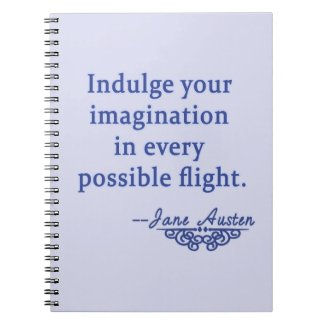 Jane Austen Quote on Imagination