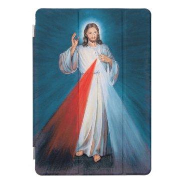 Jesus Christ Divine Mercy Sacred Heart of Jesus iPad Pro Cover
