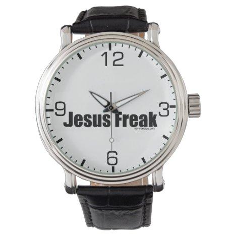 Jesus Freak Watch