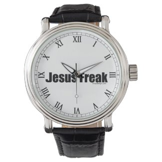Jesus Freak Watches