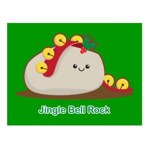Jingle Bell Rock Postcard