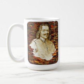 John Bunyan Vintage Travel Mug mug