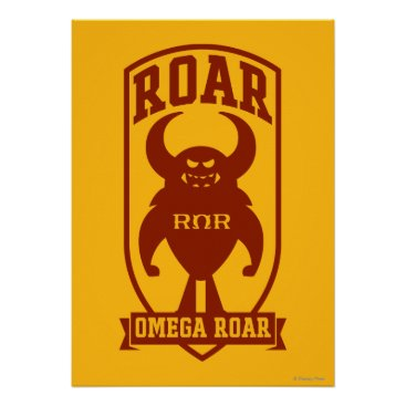 Johnny - ROAR OMEGA ROAR Poster