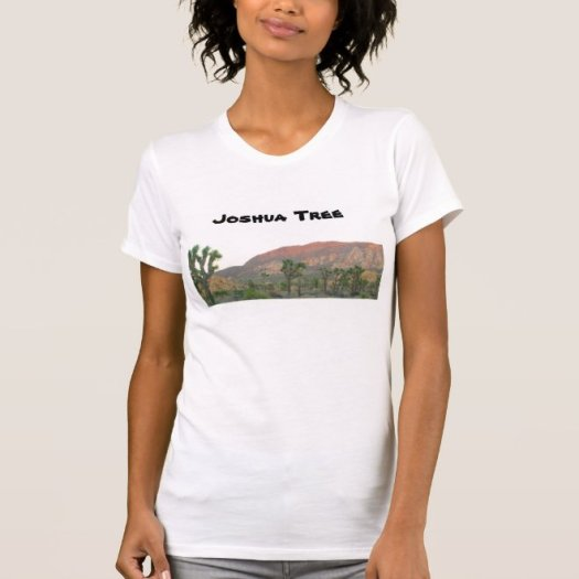 Joshua Tree At Dusk Shirts