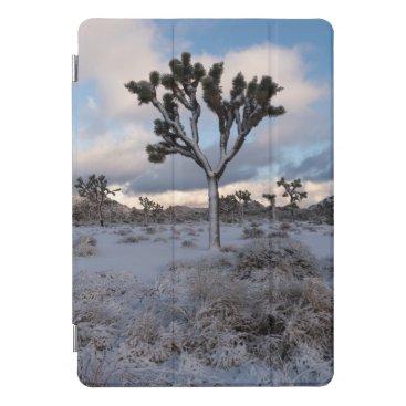 Joshua Tree Snowy Morning #2 iPad Pro Cover