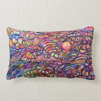 Jubilee of Emotion- Pillow Abstract
