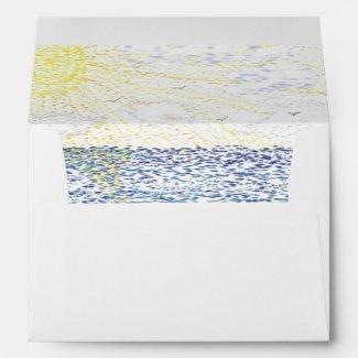 Just Beachy Envelopes