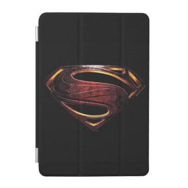 Justice League | Metallic Superman Symbol iPad Mini Cover