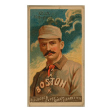 King Kelly, Boston Beaneaters Posters