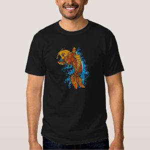 Koi Goldfish Tee Shirt