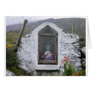 Lady Madonna card