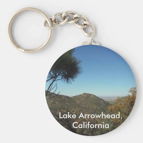 Lake Arrowhead, California-Key Chain