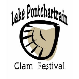 Lake Pontchartrain Clam Fest shirt