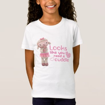 Lambie - Looks Like You Need a Cuddle T-Shirt