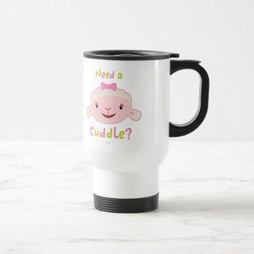 Lambie - Need a Cuddle 2 Travel Mug