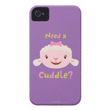 Lambie - Need a Cuddle Case-Mate iPhone 4 Case