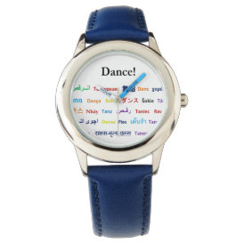 Language of Dance!  Words for Dance Worldwide Watch