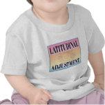 """""""Latitudinal Adjustment"""" t-shirts"""