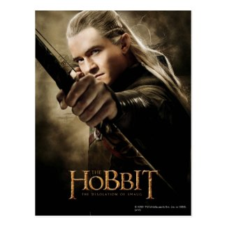 Legolas Character Poster 1 Post Cards