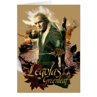 Legolas Greenleaf Graphic Card