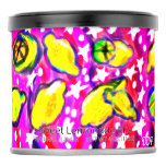Lemonade and stars lemonade drink mix
