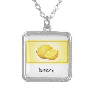 Lemons Jewelry