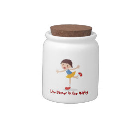 Line Dancer in the Making! - Girl Candy Dish