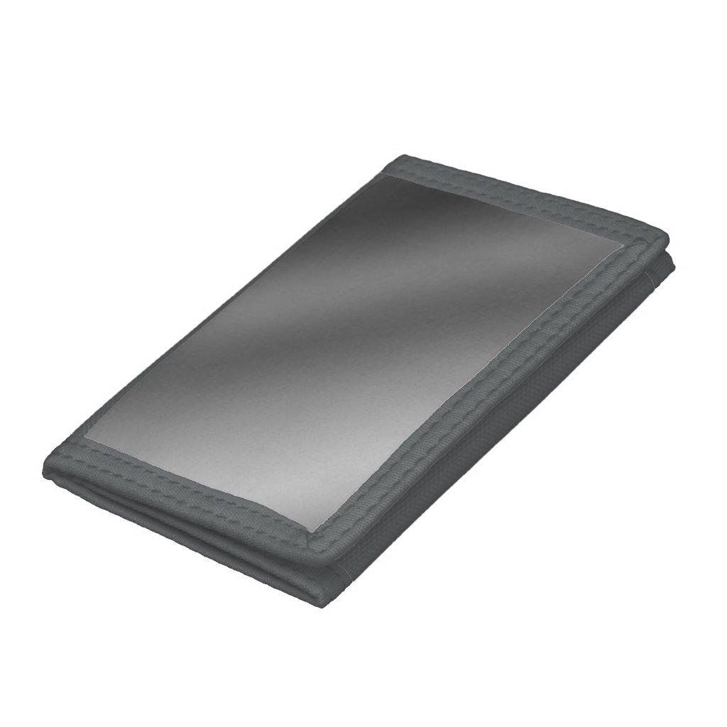 Linear Gradient NOIR Trifold Wallet