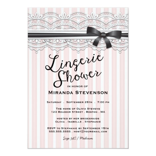 Bridal Shower Invitations Make Your Own