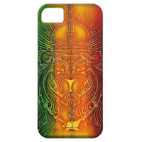 Lion of Judah RGG iPhone 5 Case