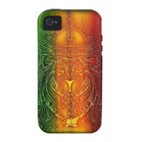 Lion of Judah RGG Vibe iPhone 4 Cover