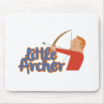 Little Archer Mouse Pad
