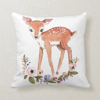 Little deer pillow