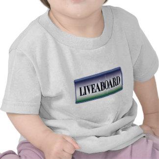 Liveaboard T Shirt