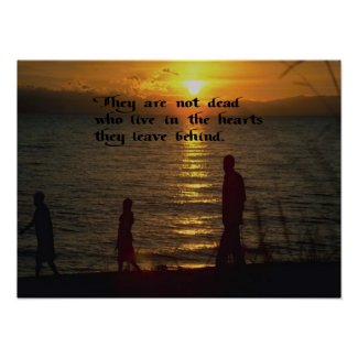 Living in your heart posters