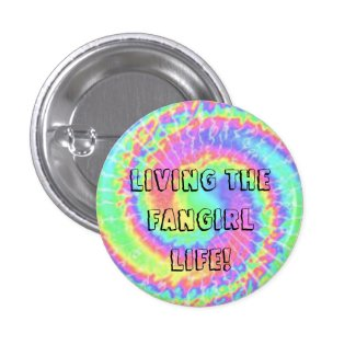 Living the fangirl life! button