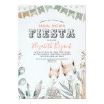 Llama Bridal Shower Fiesta Southwestern Invitation