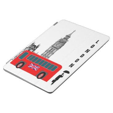 London City iPad Air Cover
