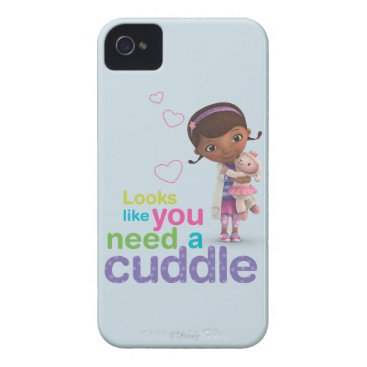 Looks Like You Need a Cuddle iPhone 4 Case