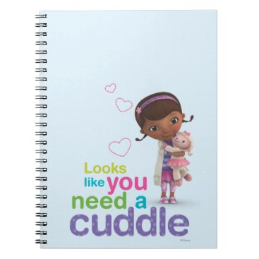 Looks Like You Need a Cuddle Notebook