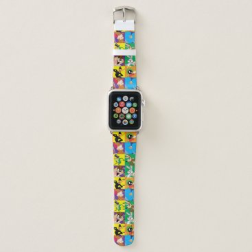LOONEY TUNES™ Character Grid Apple Watch Band