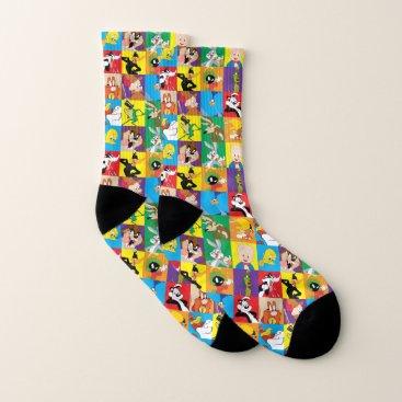 LOONEY TUNES™ Character Grid Socks