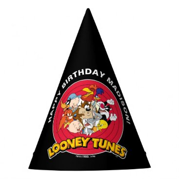LOONEY TUNES™ Character Group | Birthday Party Hat