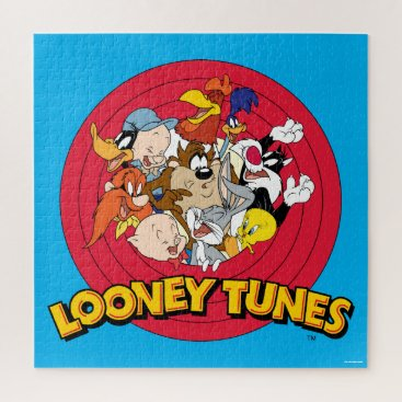LOONEY TUNES™ Character Logo Jigsaw Puzzle