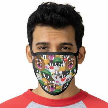 LOONEY TUNES™ Emoji Pattern Face Mask