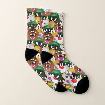 LOONEY TUNES™ Emoji Pattern Socks