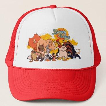 Looney Tunes Show Cast & Logo Trucker Hat